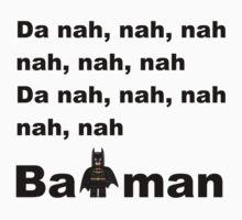 batman theme by Wokswagen