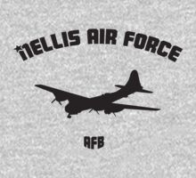 Nellis Air Force by kjwgaming