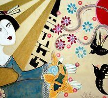 Geisha  by Laura Barbosa