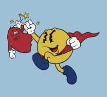 Super Pacman by MarqueeBros