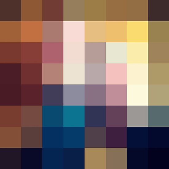 Nature Pixels No.3 by Kitsmumma
