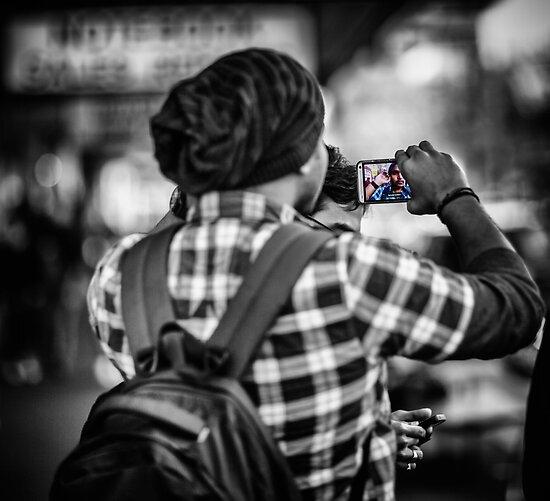 Selfie by Maree Cardinale