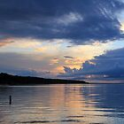 A Simple Sunset by Lynn Gedeon