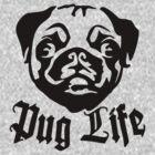 pug life by Cheesybee