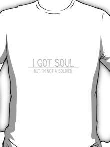 I Got Soul - Minimal [The Killers] T-Shirt