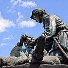 Friend To Friend - Gettysburg by djphoto