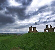 Sandal Castle by James Richardson