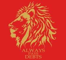 Always Pays Debts by illproxy
