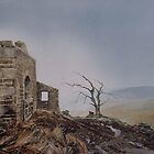 VIRGINIA, HAWORTH MOOR by NorthernWitch