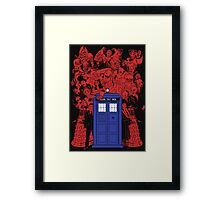 They Have The Phone Box... Framed Print