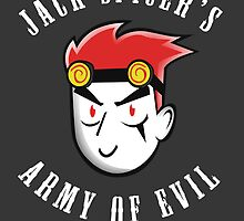 Jack Spicer's Army of Evil by Alex Clark