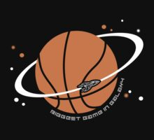 Planet Sport Basketball by Cheesybee