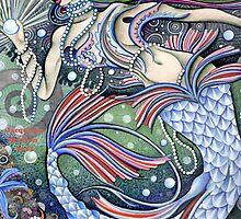 Sea Guardian  by JacquelynsArt