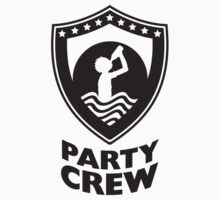 Party Crew Logo by Style-O-Mat