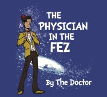 the Physician in the Fez by TragicHero