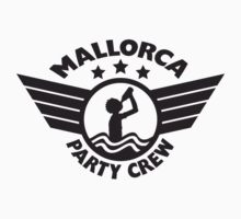 Mallorca Party Crew Design by Style-O-Mat