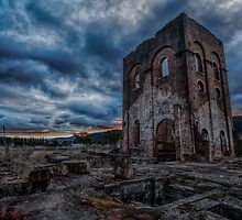 Blast Furnace Park, Lithgow by andychan