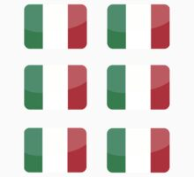 Flags of the World - Italy x6 by CongressTart