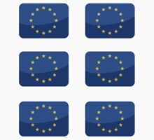 Flags of the World - European Union x6 by CongressTart