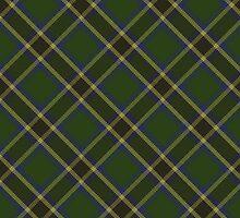 Green/Blue Tartan by GreenSpeed