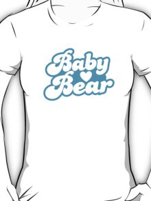 Baby Bear super cute baby design T-Shirt