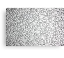 Sunroof Raindrops Canvas Print