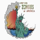 Zombies of America by Skree