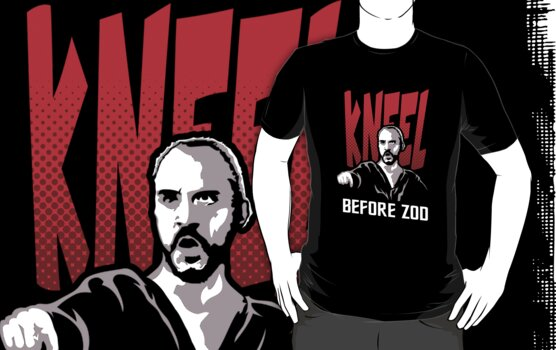 Kneel before Zod! by Demonigote