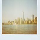 Manhattan Skyline by smilyjay
