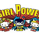 Hello kitty : Girl power by Shuun