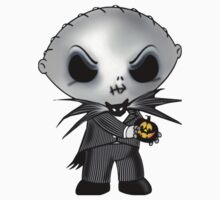 Stewie Skellington by grumguzzle123