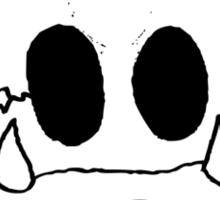 Goomba Skeleton Sticker