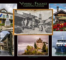 I Love France - Yvoire by Tom Klausz