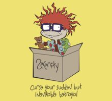 "Chucky ""Wash"" Washburne by JenSnow"