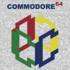 Commodore 64 Nintendo Mashup by Diginoms