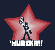 'MURIKA! by Blair Campbell