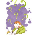 Riddle Me This by Nikita Horridge