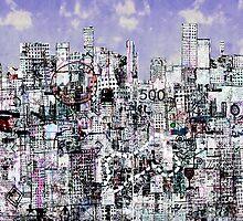 Metropolis 500 by Andy Mercer