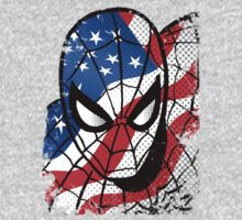Spidey Face by leea1968