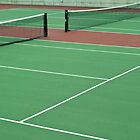 Tennis Court by GysWorks