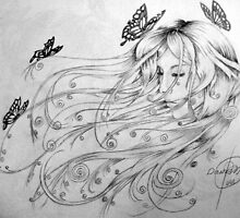 Beauty and the Butterflies 3 by tybetta87