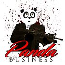 Panda Business by Adamzworld