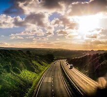 Dual Carriageway by Matt Thorning