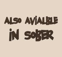 Also Available in Sober by Elliott Butler