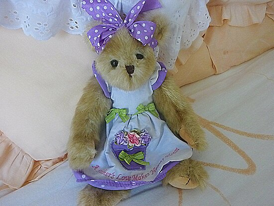 Bearington Collectible Bear - Tessa by EdsMum