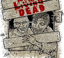 night of the living dead by Alex Yates