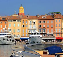 Saint-Tropez, south of France by gianliguori