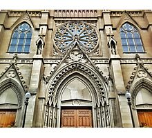 Cathedral of St. Helena  Photographic Print