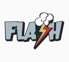 Rainbow Dash - Flash Kids Clothes