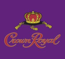 Purple Crown Royal Whiskey by Coldtrada
